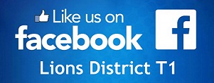 Lions District T1 (Tasmania) On Facebook